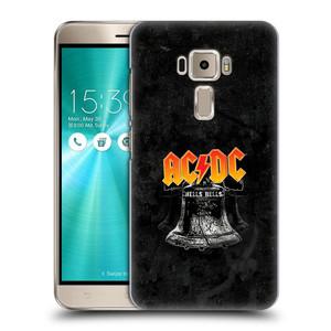 Plastové pouzdro na mobil Asus ZenFone 3 ZE520KL HEAD CASE AC/DC Hells Bells