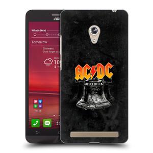 Plastové pouzdro na mobil Asus Zenfone 6 HEAD CASE AC/DC Hells Bells