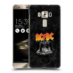 Plastové pouzdro na mobil Asus ZenFone 3 Deluxe ZS570KL HEAD CASE AC/DC Hells Bells