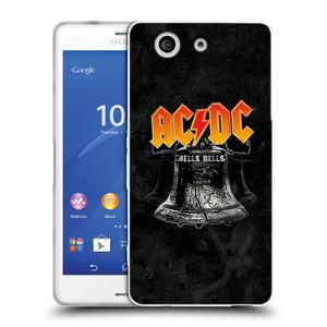 Silikonové pouzdro na mobil Sony Xperia Z3 Compact D5803 HEAD CASE AC/DC Hells Bells