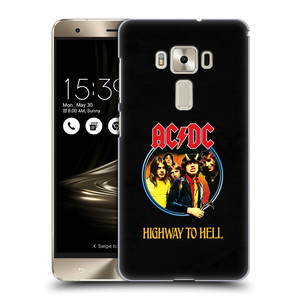 Plastové pouzdro na mobil Asus ZenFone 3 Deluxe ZS570KL HEAD CASE AC/DC Highway to Hell