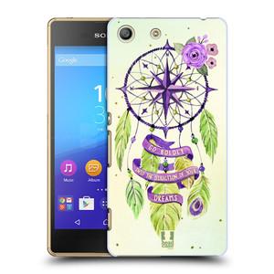 Plastové pouzdro na mobil Sony Xperia M5 HEAD CASE Lapač Assorted Compass