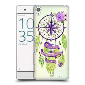 Plastové pouzdro na mobil Sony Xperia XA HEAD CASE Lapač Assorted Compass