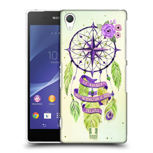 Plastové pouzdro na mobil Sony Xperia Z2 D6503 HEAD CASE Lapač Assorted Compass