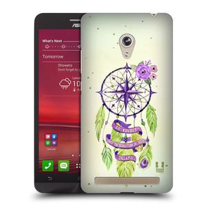 Plastové pouzdro na mobil Asus Zenfone 6 HEAD CASE Lapač Assorted Compass