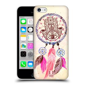 Plastové pouzdro na mobil Apple iPhone 5C HEAD CASE Lapač Assorted Hamsa