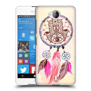 Plastové pouzdro na mobil Microsoft Lumia 650 HEAD CASE Lapač Assorted Hamsa