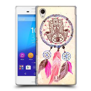 Plastové pouzdro na mobil Sony Xperia M4 Aqua E2303 HEAD CASE Lapač Assorted Hamsa