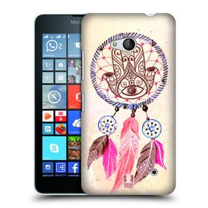 Plastové pouzdro na mobil Microsoft Lumia 640 HEAD CASE Lapač Assorted Hamsa