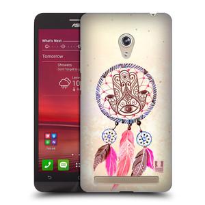 Plastové pouzdro na mobil Asus Zenfone 6 HEAD CASE Lapač Assorted Hamsa