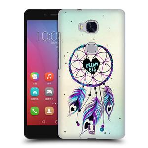 Plastové pouzdro na mobil Honor 5X HEAD CASE Lapač Assorted Dream Big Srdce