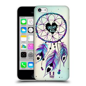 Plastové pouzdro na mobil Apple iPhone 5C HEAD CASE Lapač Assorted Dream Big Srdce