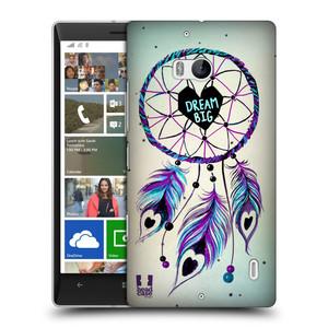 Plastové pouzdro na mobil Nokia Lumia 930 HEAD CASE Lapač Assorted Dream Big Srdce