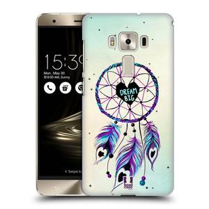 Plastové pouzdro na mobil Asus ZenFone 3 Deluxe ZS570KL HEAD CASE Lapač Assorted Dream Big Srdce