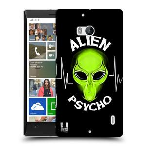 Pouzdro na mobil Nokia Lumia 930 HEAD CASE ALIENS PSYCHO