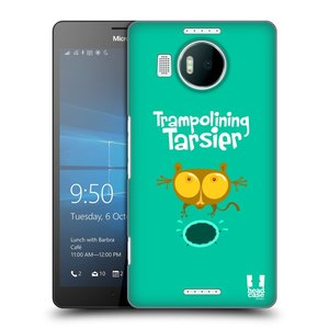 Plastové pouzdro na mobil Microsoft Lumia 950 XL HEAD CASE SPORTOVEC NÁRTOUN