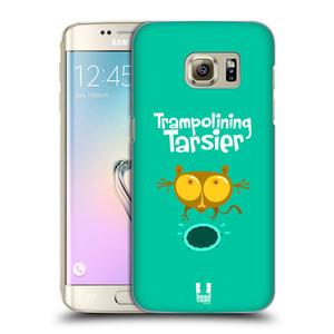 Plastové pouzdro na mobil Samsung Galaxy S7 Edge HEAD CASE SPORTOVEC NÁRTOUN