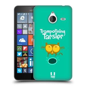 Plastové pouzdro na mobil Microsoft Lumia 640 XL HEAD CASE SPORTOVEC NÁRTOUN