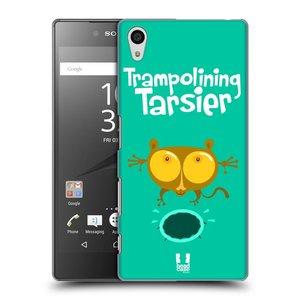 Plastové pouzdro na mobil Sony Xperia Z5 HEAD CASE SPORTOVEC NÁRTOUN