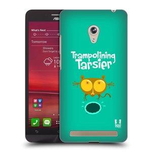 Plastové pouzdro na mobil Asus Zenfone 6 HEAD CASE SPORTOVEC NÁRTOUN