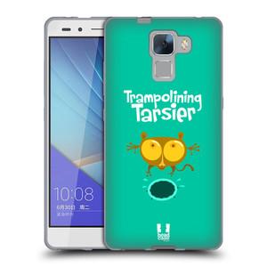Silikonové pouzdro na mobil Honor 7 HEAD CASE SPORTOVEC NÁRTOUN