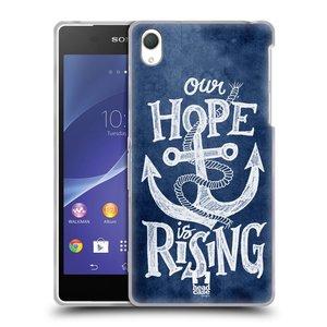 Silikonové pouzdro na mobil Sony Xperia Z2 D6503 HEAD CASE KOTVA RISING