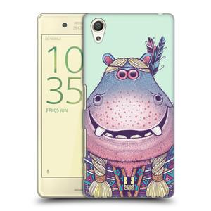 Plastové pouzdro na mobil Sony Xperia X HEAD CASE ANIMPLA HROŠICE