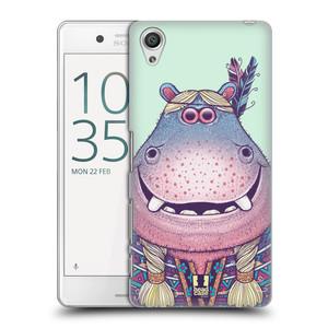 Plastové pouzdro na mobil Sony Xperia X Performance HEAD CASE ANIMPLA HROŠICE