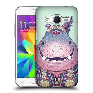 Plastové pouzdro na mobil Samsung Galaxy Core Prime LTE HEAD CASE ANIMPLA HROŠICE
