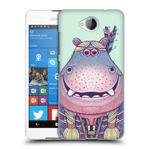 Plastové pouzdro na mobil Microsoft Lumia 650 HEAD CASE ANIMPLA HROŠICE