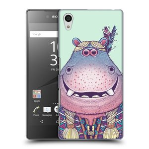 Plastové pouzdro na mobil Sony Xperia Z5 HEAD CASE ANIMPLA HROŠICE