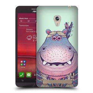 Plastové pouzdro na mobil Asus Zenfone 6 HEAD CASE ANIMPLA HROŠICE