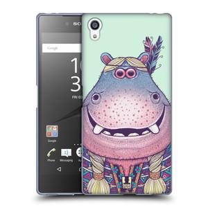 Silikonové pouzdro na mobil Sony Xperia Z5 Premium HEAD CASE ANIMPLA HROŠICE