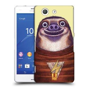 Plastové pouzdro na mobil Sony Xperia Z3 Compact D5803 HEAD CASE ANIMPLA LENOCHOD