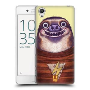 Plastové pouzdro na mobil Sony Xperia X Performance HEAD CASE ANIMPLA LENOCHOD