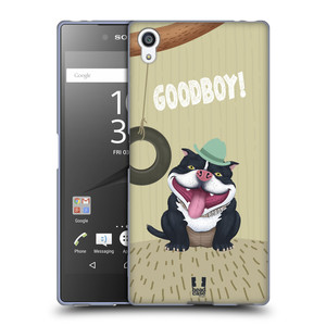 Silikonové pouzdro na mobil Sony Xperia Z5 Premium HEAD CASE Goodboy! Pejsek