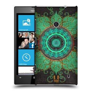 Plastové pouzdro na mobil Nokia Lumia 520 HEAD CASE ARAB MANDALA
