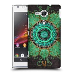 Plastové pouzdro na mobil Sony Xperia SP C5303 HEAD CASE ARAB MANDALA