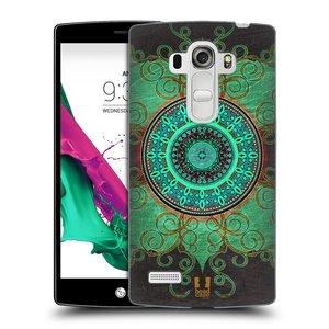 Plastové pouzdro na mobil LG G4s HEAD CASE ARAB MANDALA