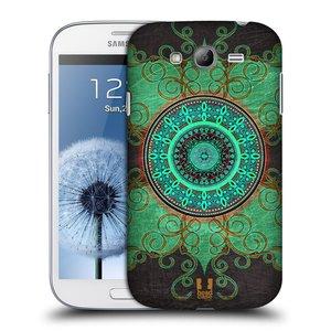 Plastové pouzdro na mobil Samsung Galaxy Grand Neo Plus HEAD CASE ARAB MANDALA