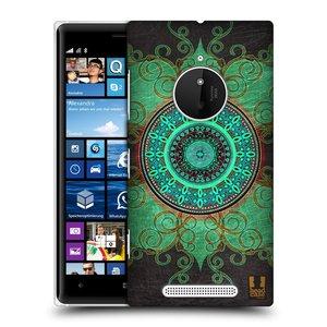 Plastové pouzdro na mobil Nokia Lumia 830 HEAD CASE ARAB MANDALA
