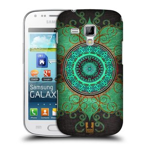 Plastové pouzdro na mobil Samsung Galaxy Trend HEAD CASE ARAB MANDALA