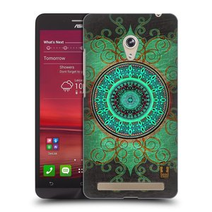 Plastové pouzdro na mobil Asus Zenfone 6 HEAD CASE ARAB MANDALA