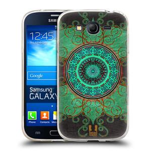 Silikonové pouzdro na mobil Samsung Galaxy Grand Neo Plus HEAD CASE ARAB MANDALA