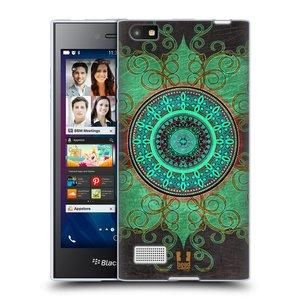 Silikonové pouzdro na mobil Blackberry Leap HEAD CASE ARAB MANDALA