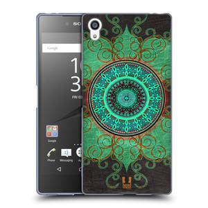 Silikonové pouzdro na mobil Sony Xperia Z5 Premium HEAD CASE ARAB MANDALA
