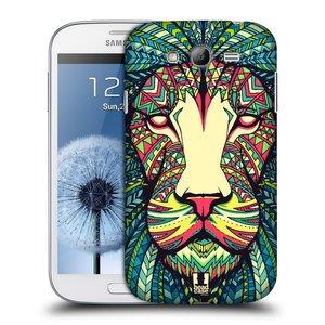 Plastové pouzdro na mobil Samsung Galaxy Grand Neo Plus HEAD CASE AZTEC LEV