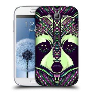 Plastové pouzdro na mobil Samsung Galaxy Grand Neo Plus HEAD CASE AZTEC MÝVAL