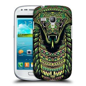 Plastové pouzdro na mobil Samsung Galaxy S III Mini HEAD CASE AZTEC HAD