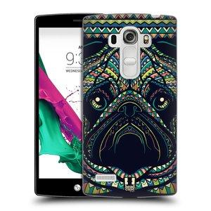 Plastové pouzdro na mobil LG G4s HEAD CASE AZTEC MOPS